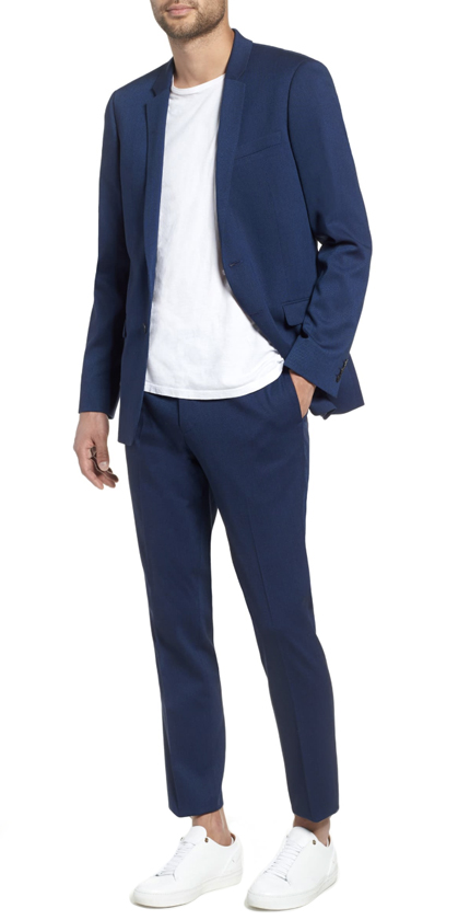 Skinny Fit Suit Jacket & Pants TOPMAN