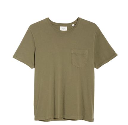 Slim Fit Crewneck T-Shirt BILLY REID