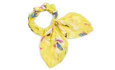 Tanya Taylor Mixed Prints Scrunchies