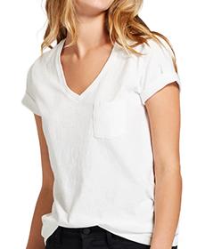 Target Women's Monterey Pocket V-Neck Short Sleeve T-Shirt - Universal Thread