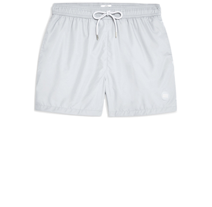 Topman Grey Swim Shorts