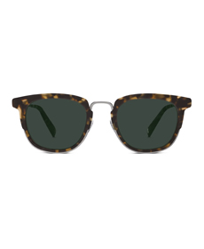 Warby Parker Avery Sunglasses.