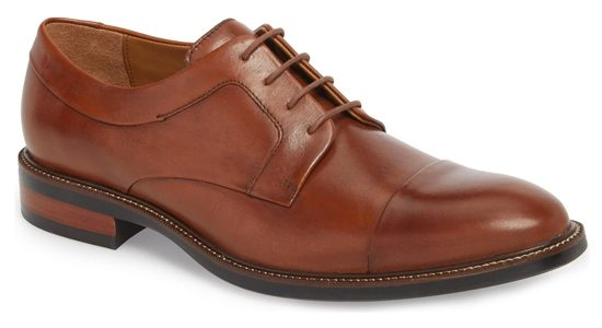 Warren Cap Toe Derby COLE HAAN