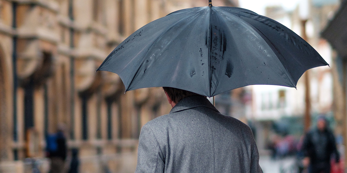 What to Wear to Stay Dry and Look Good on a Rainy Day