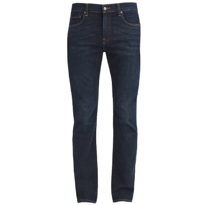 7 for all mankind Series 7 Skinny Ryley with Clean Pocket in Diplomat.