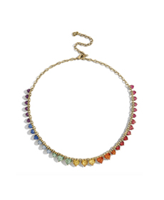 Baublebar FRANCINA STATEMENT NECKLACE.