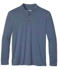 Bonobos M-Flex Long Sleeve Golf Polo.