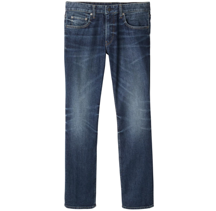Bonobos Stretch Lightweight Jeans.