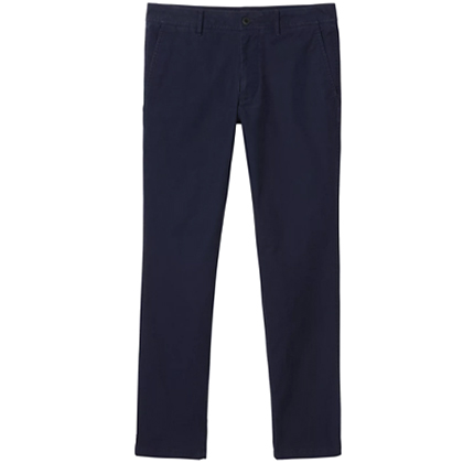 Bonobos Stretch Organic Cotton Chinos.