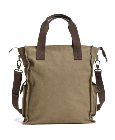 Brooks Brothers Canvas Tote.