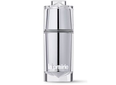 La Prairie Cellular Eye Essence Platinum Rare Rejuvenating Eye Serum.