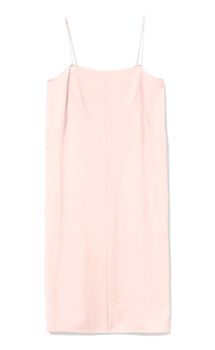 Everlane The Japanese GoWeave Cami Slip Dress.