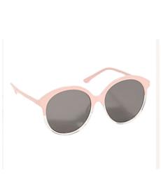 Free People Wanda Oversized Sunglasses.
