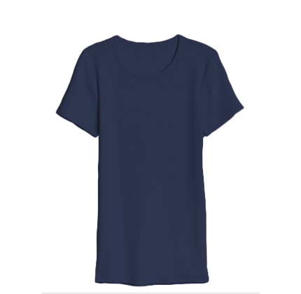 Gap Modern Crewneck T-Shirt.