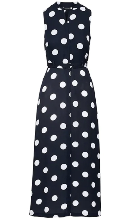 Gap Polka Dot Maxi Dress.