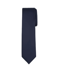 Jacob Alexander Solid Color Men's Regular Tie