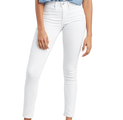 Levi 311 Shaping Skinny Jeans.
