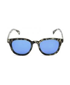 Mac Polarized Retro Square Sunglasses.