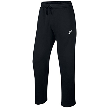 NIKE Sportswear Men's Open Hem Club Pants.
