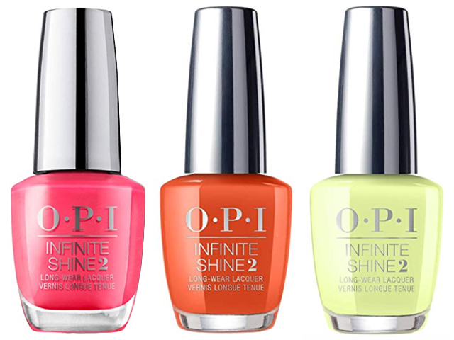 OPI Iconic Infinite Shine.