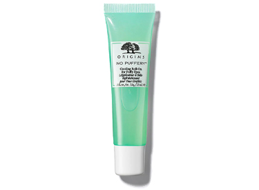Origins Cooling Roll-On For Puffy Eyes.