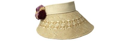 San Diego Hat Company PBV012OS Visor.