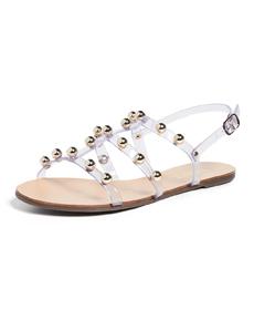 Schutz Yarin Strappy Sandals.