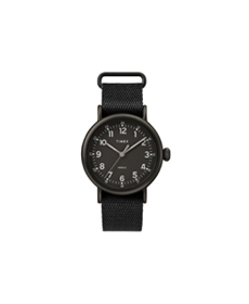 Standard Textile Strap Watch, 41mm TIMEX.