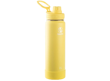 Takeya 51187 Actives Insulated Stainless Steel Bottle.