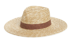 Wheat Straw Boater NOAKE.