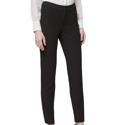 White House Black Market COMFORT STRETCH SLIM ANKLE PANT.
