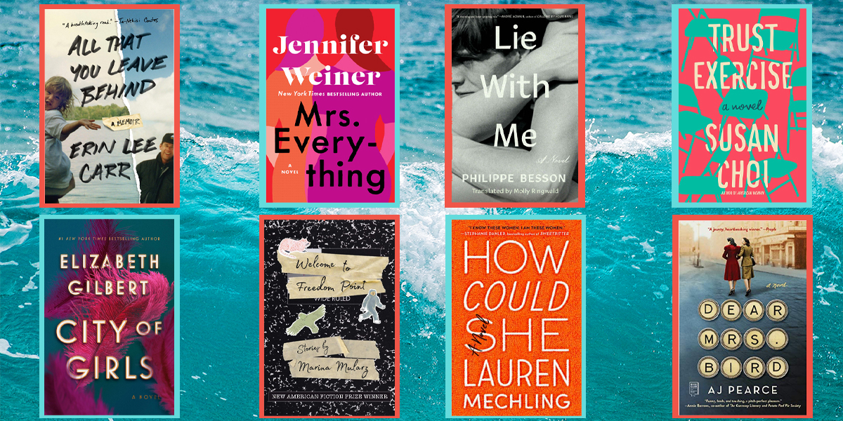 2019 Summer Beach Reads You Won't Want to Put Down.