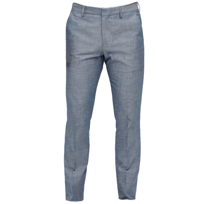 Bonobos Foundation Chambray Suit Pant.