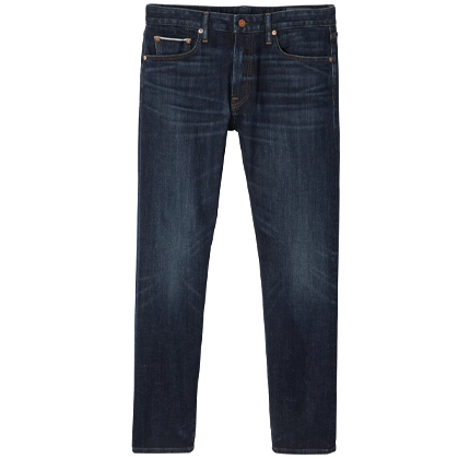 Bonobos Selvage Stretch Jeans.