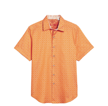 Diamante Classic Fit Shirt ROBERT GRAHAM.