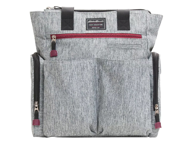 Eddie Bauer Heather Tall Tote.