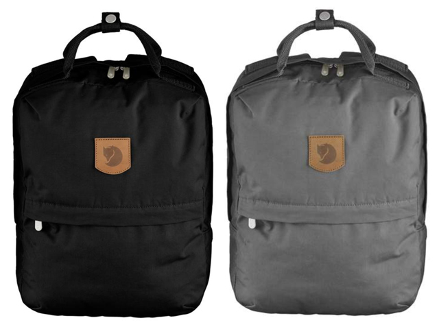 Fjallraven - Greenland Zip Backpack.