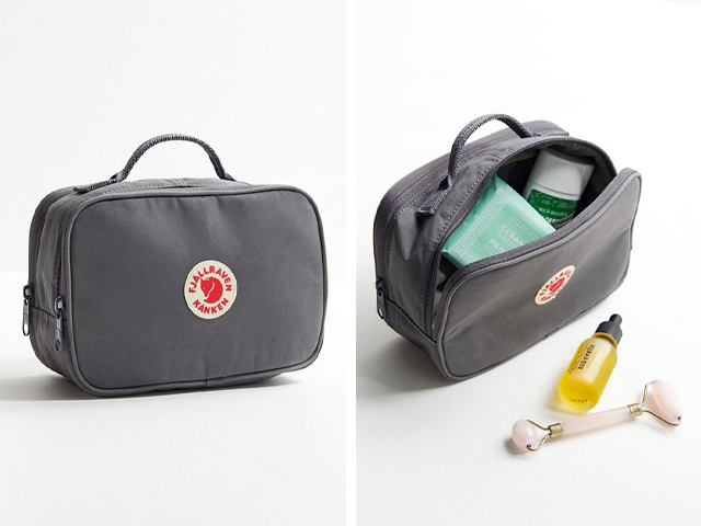 Fjallraven Kanken Toiletry Bag.