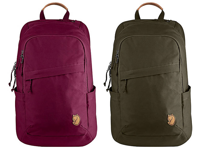 Fjallraven Raven 20L Backpack.