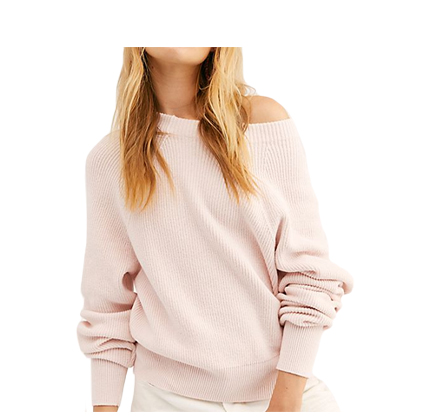 Free People Too Good Pullover.