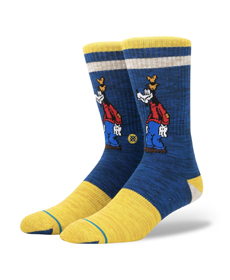 Goofy Socks for Adults by Stance.