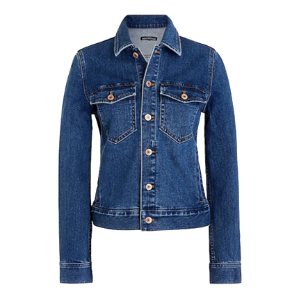 J.Crew Factory Denim jacket.