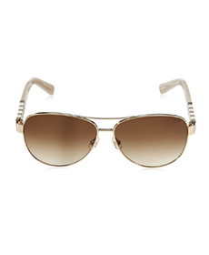 Kate Spade Women's Dalia Aviator Sunglasses.