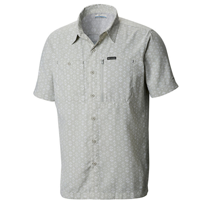 Men's Pilsner Peak™ II Print Short Sleeve Shirt.