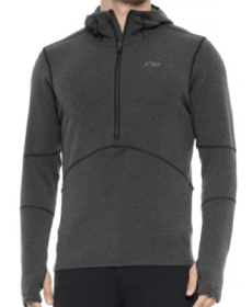 Outdoor Research Shiftup Hoodie - Zip Neck.