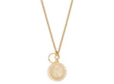 Paco Rabanne Sun Necklace.