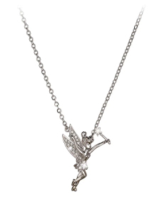Tinker Bell Necklace by Arribas.