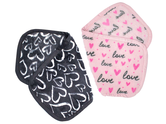 Wild Hearts The Original Makeup Eraser Duo MAKEUP ERASER.