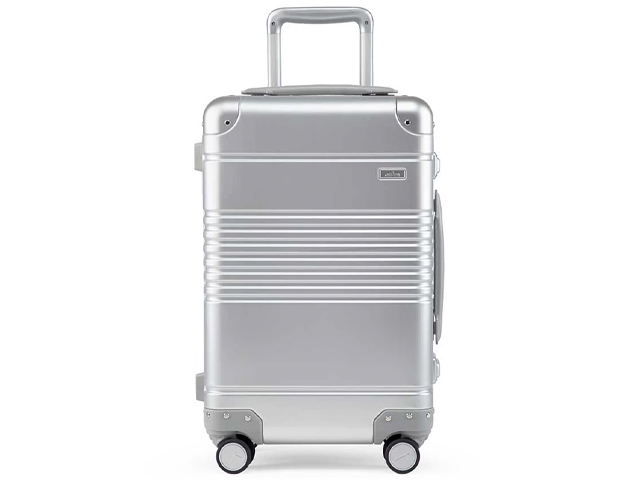 Arlo Skye The Aluminum Carry-On.