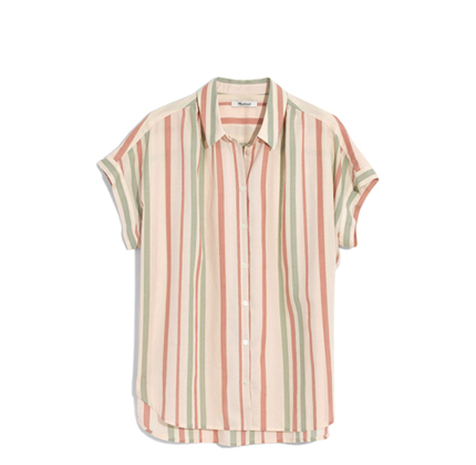 Central Multistripe Shirt MADEWELL.